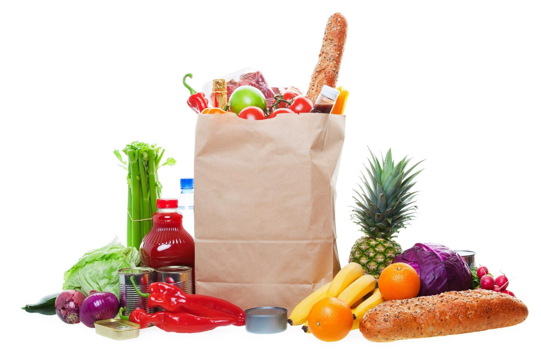 Lots of Groceries