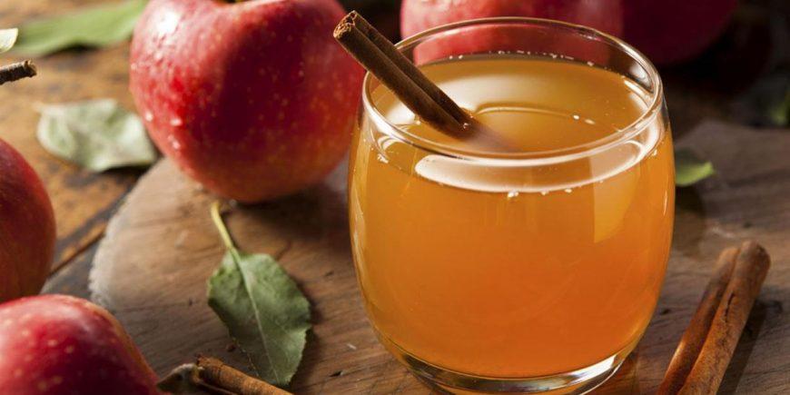 Jabuke i cimet – zdrav napitak