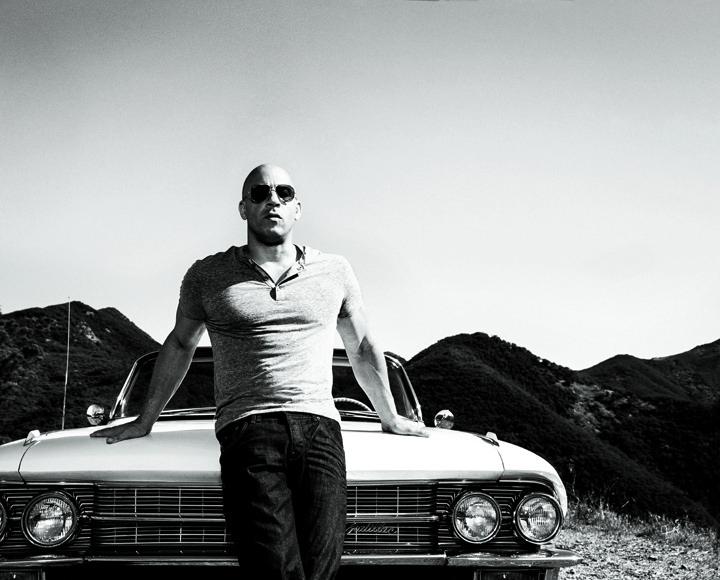 Vin Diesel trening
