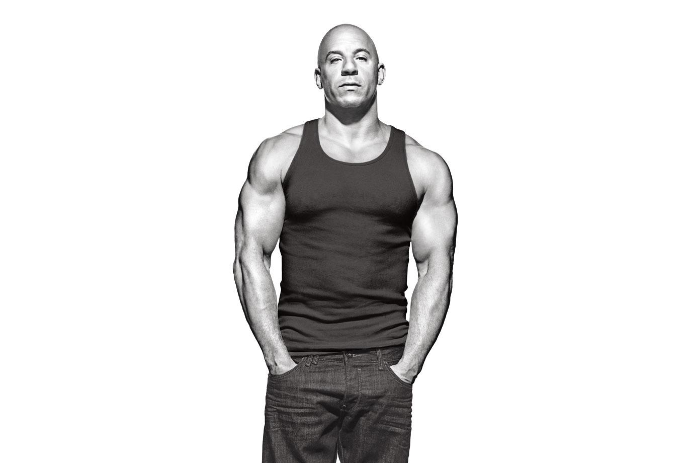Vin Diesel training workout routine