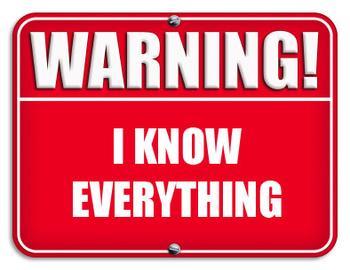 ja sve znam
