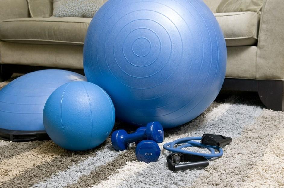 Oprema za trening kod kuce. Sta kupiti? Home workout equipment